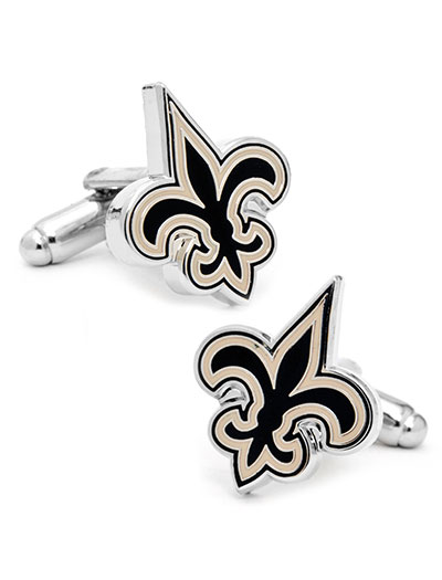 NFL New Orleans Saints Cufflinks