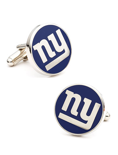 NFL New York Giants Cufflinks