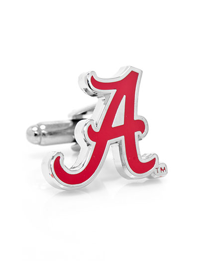 NCAA University of Alabama Crimson Tide Cufflinks