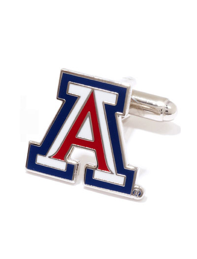 NCAA University of Arizona Wildcats Cufflinks