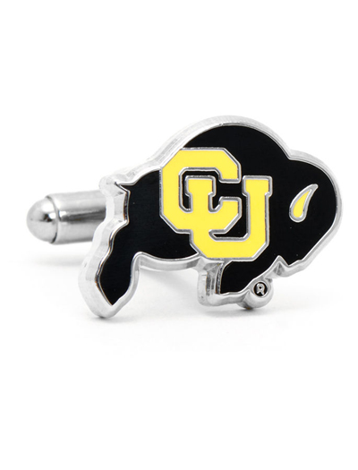 NCAA University of Colorado Buffaloes Cufflinks
