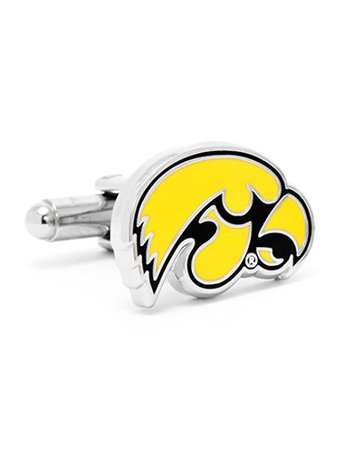 NCAA Iowa Hawkeyes Cufflinks