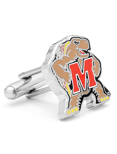 NCAA University of Maryland Terrapins Cufflinks