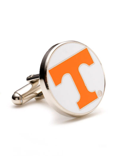 NCAA University of Tennessee Volunteers Cufflinks