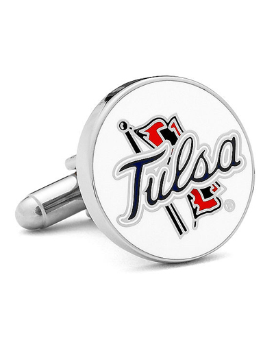 NCAA Tulsa Golden Hurricane Cufflinks
