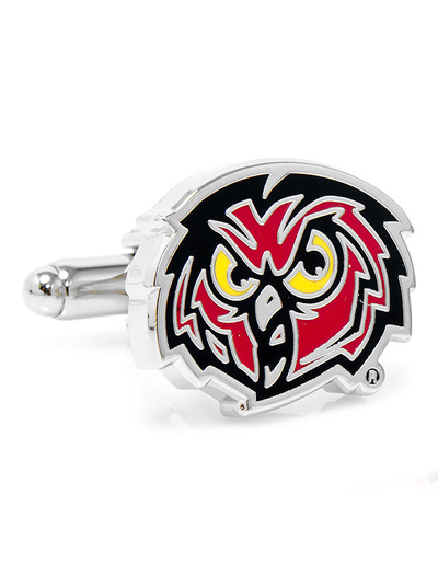NCAA Temple University Owls Cufflinks