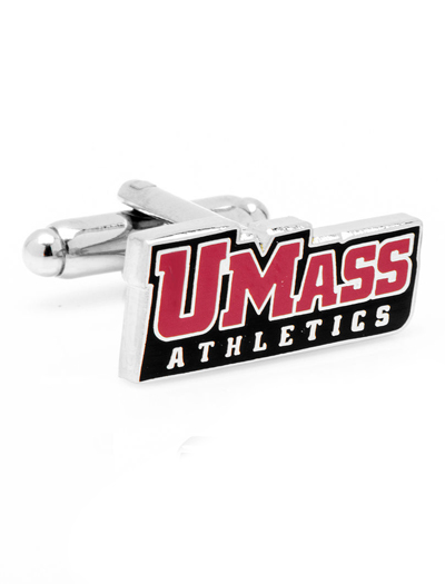 NCAA University of Massachusetts Athletics Cufflinks