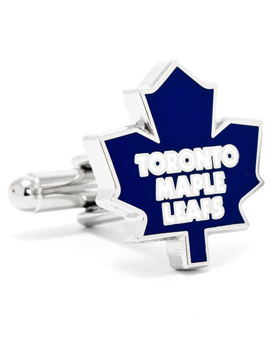 NHL Toronto Maple Leafs Cufflinks