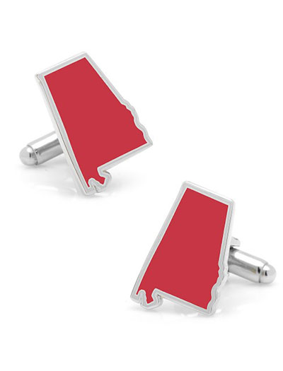 NCAA University of Alabama Special Cufflinks