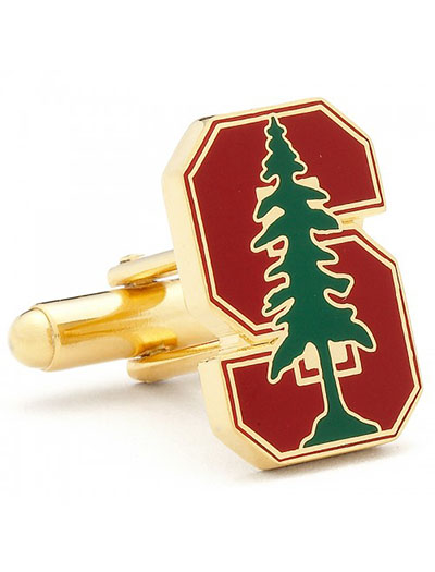 NCAA Stanford University Cufflinks