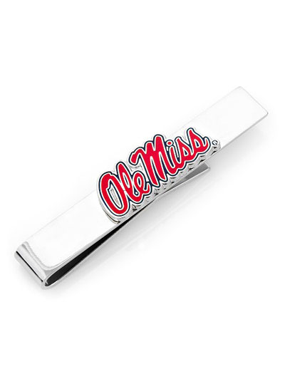 NCAA Ole Miss University Rebels Tie Bar