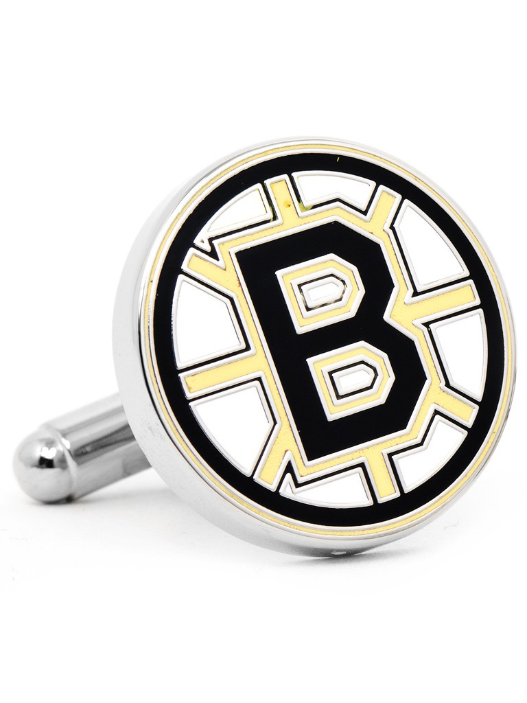 NHL Boston Bruins Cufflinks
