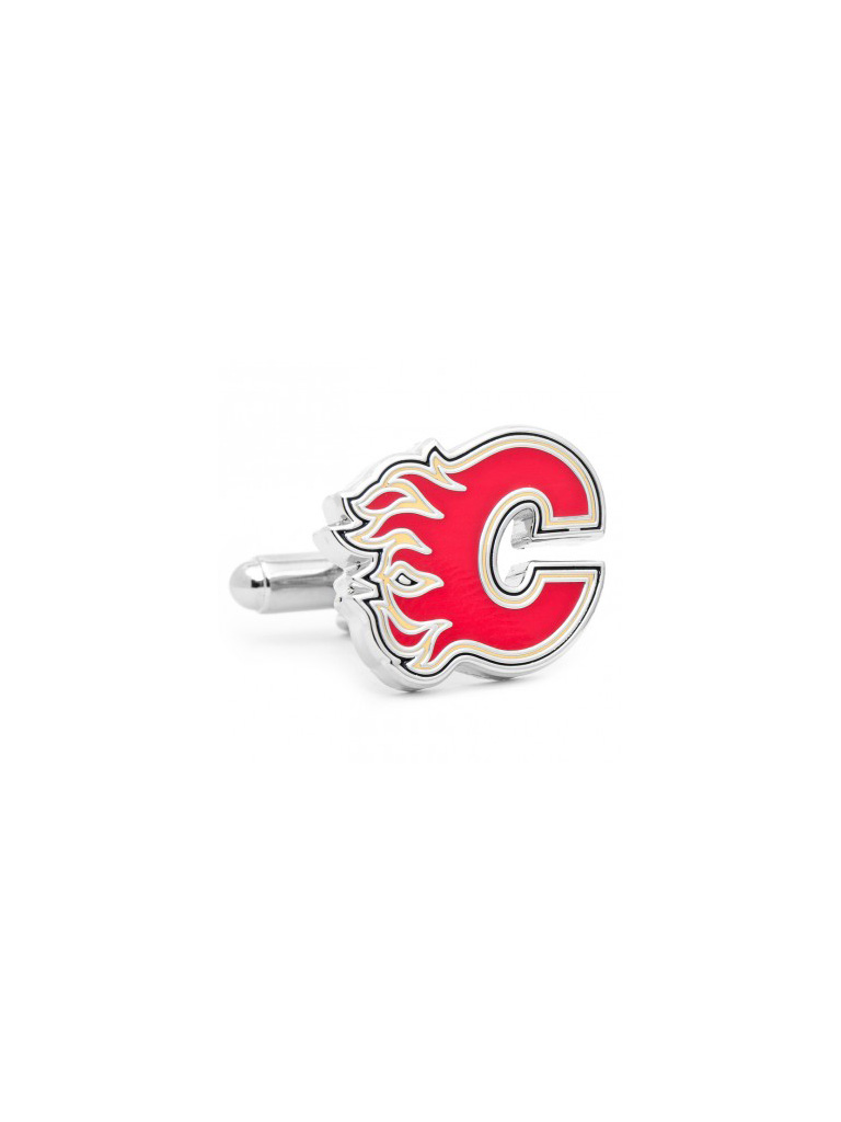 NHL Calgary Flames Cufflinks