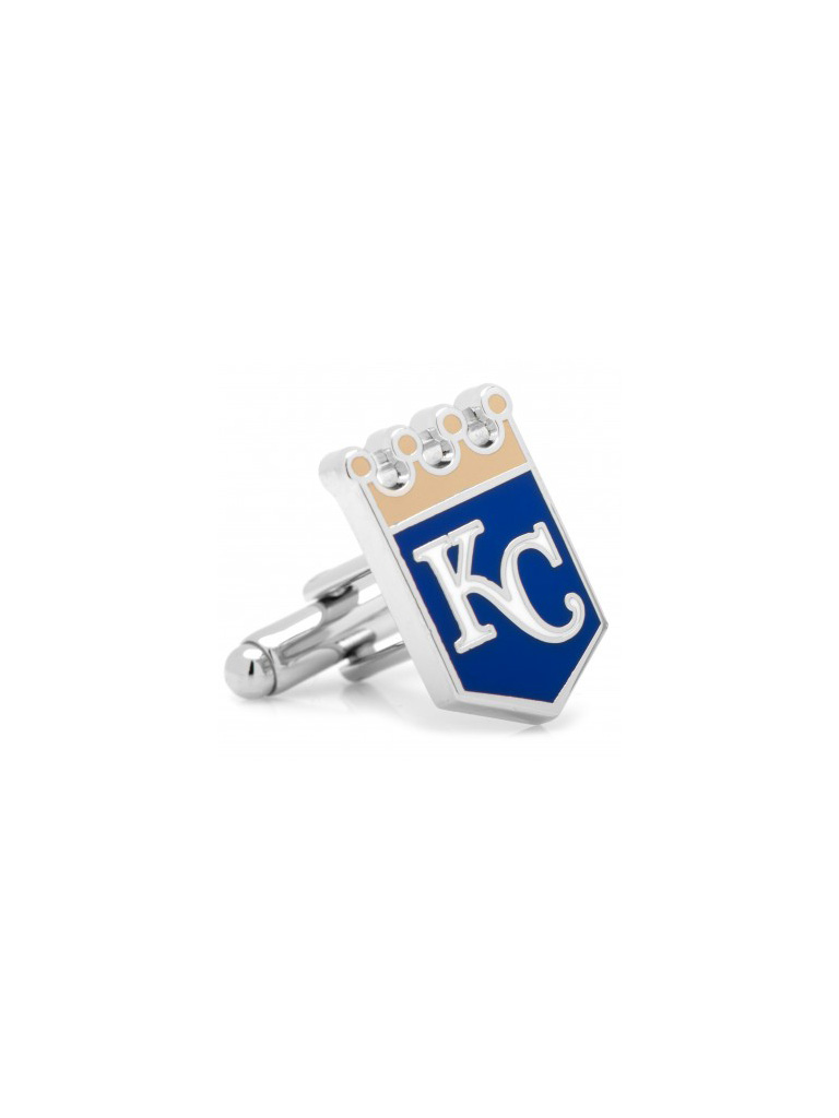 MLB Kansas City Royals Cufflinks