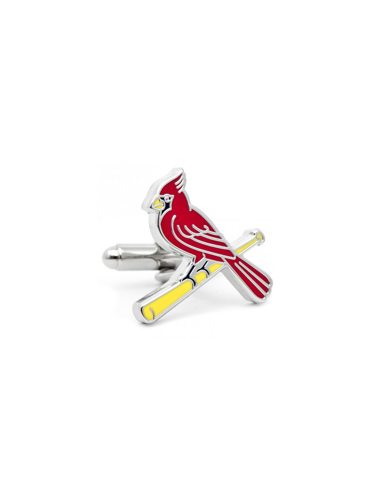 MLB St Louis Cardinals Cufflinks