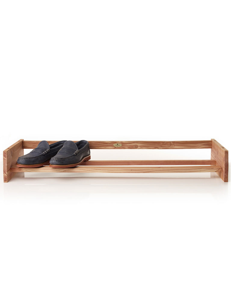 4 Pair Shoe Rack