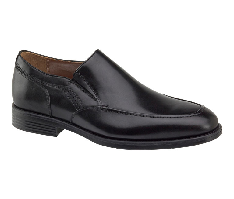 Branning Moc Venetian Black Waterproof Full Grain
