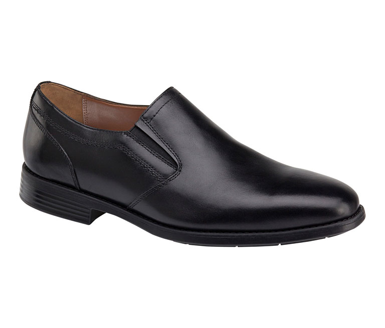 Branning Plain Toe Venetian Black Waterproof Full Grain