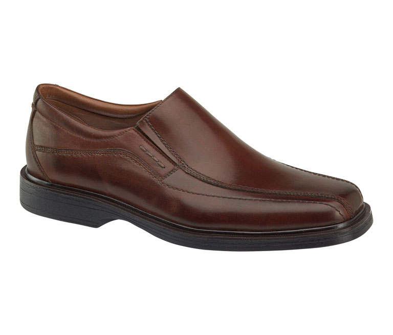 Penn Runoff Slip-On Red Brown Waterproof Full Grain