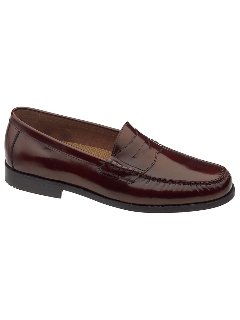 Pannell Penny Burgundy Brushed Calfskin