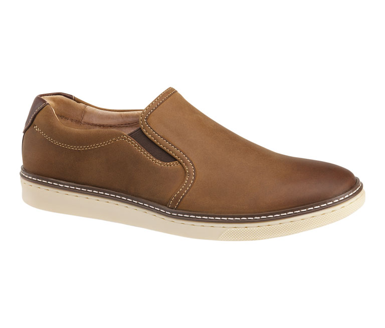 McGuffey Slip-On Tan Oiled Full Grain