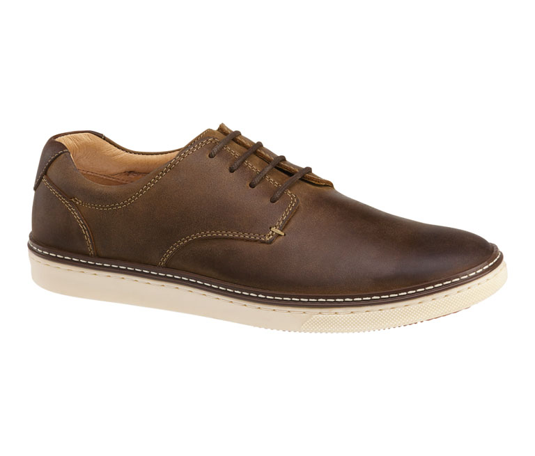 McGuffey Plain Toe Brown Oiled Full Grain