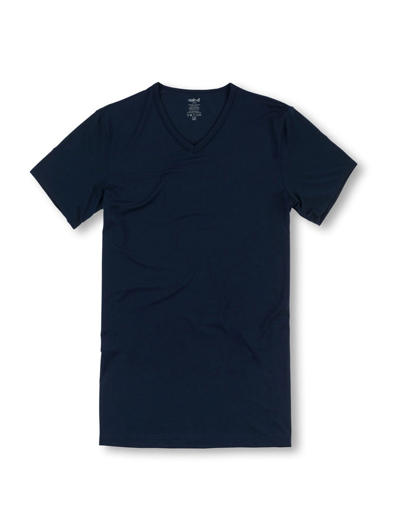 Naked Signature V-Neck Under Shirt