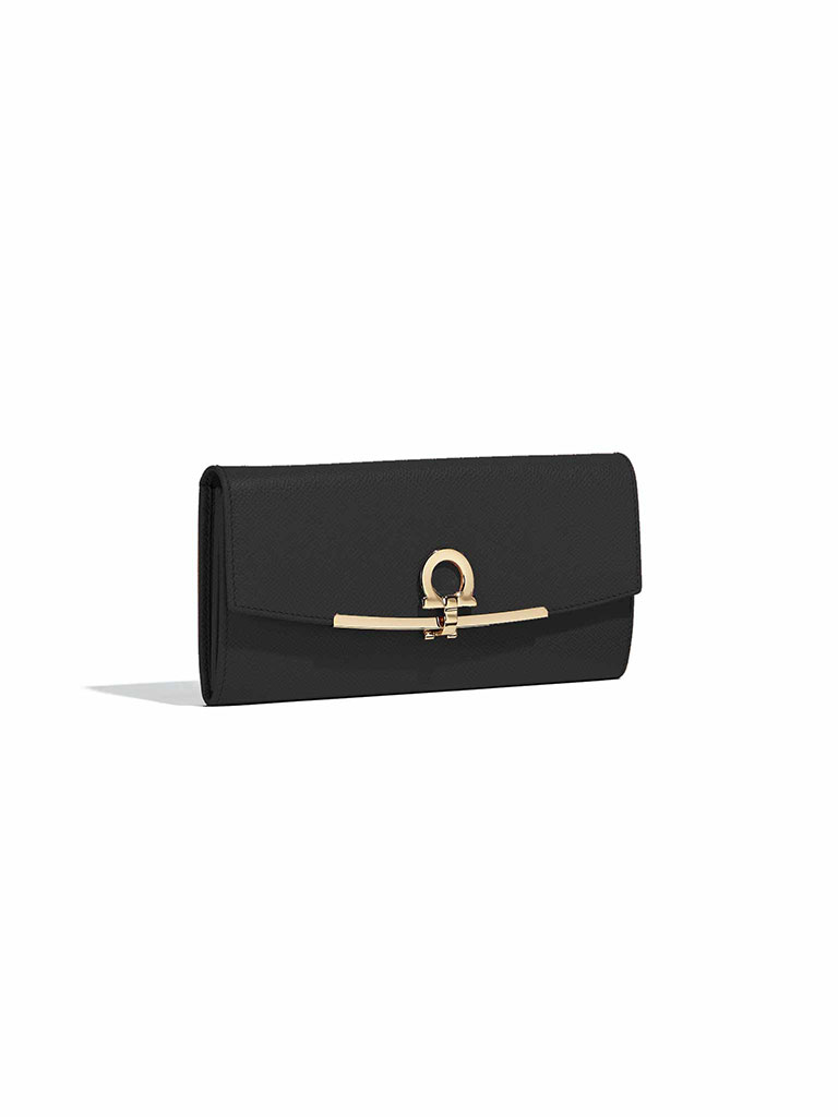 Ferragamo Iconia Continental Wallet