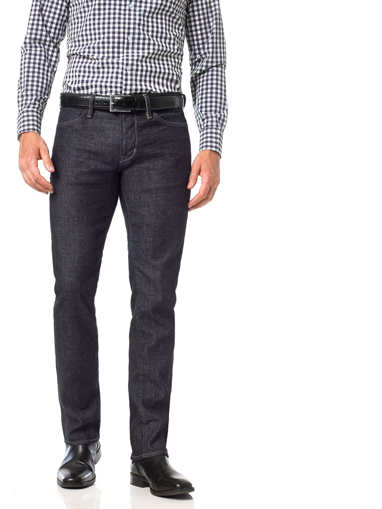 Low Rise Jeans By  John Varvatos