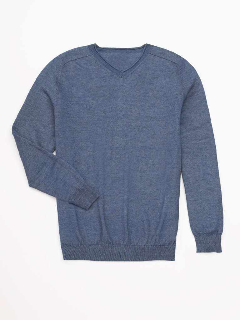 Windsor Blue Sweater