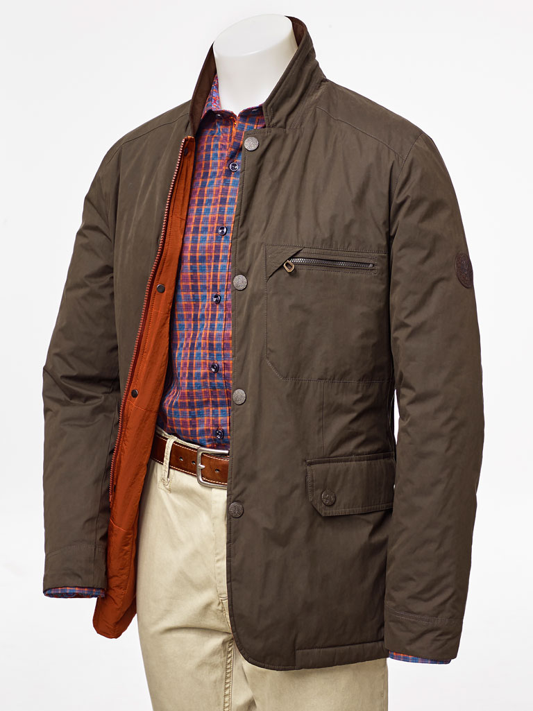 Jacket by Robert Graham