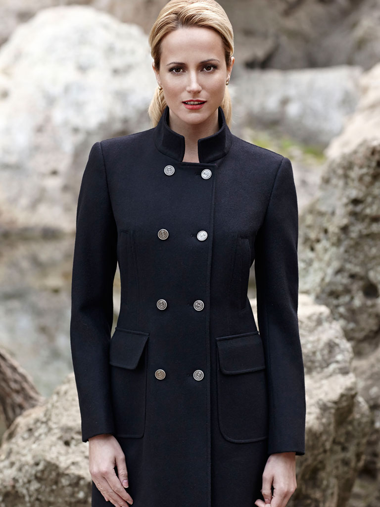 Ladies Overcoat by TJWomen