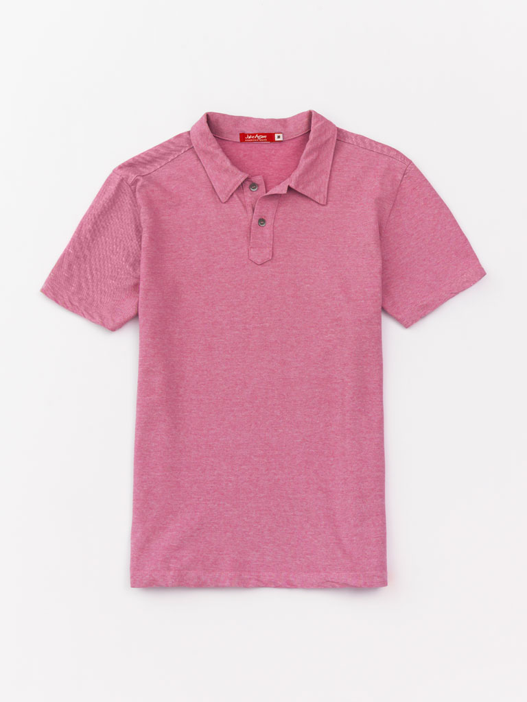 JAKE AGAVE PIQUE SOFT POLO