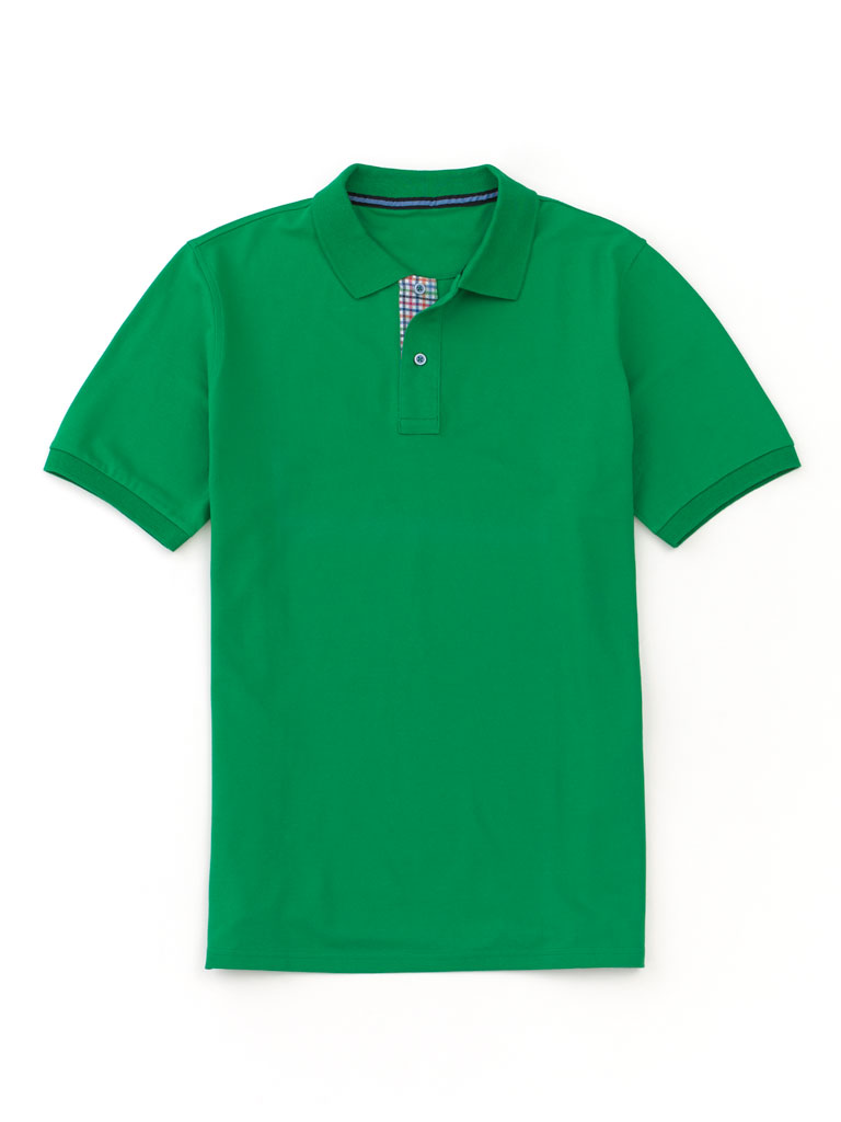 CLASSIC PIQUE POLO BY TOM JAMES