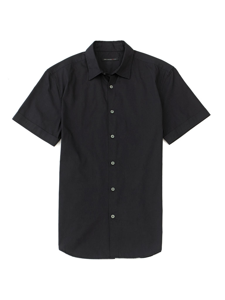 Classic Solid Sport Shirt by John Varvatos