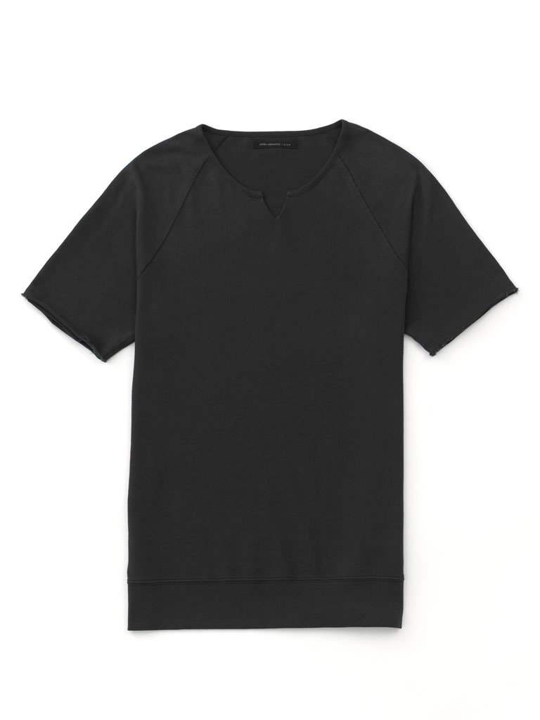 Notch Neck Tee by John Varvatos
