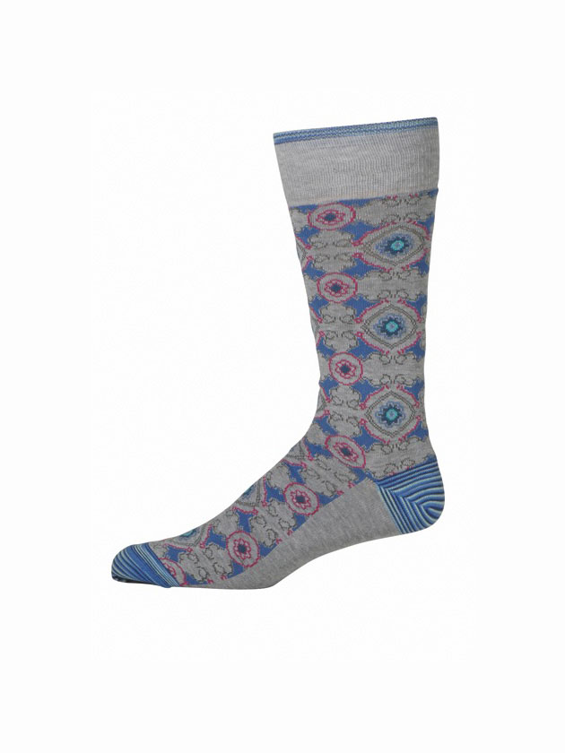 Pasquino Socks by Robert Graham