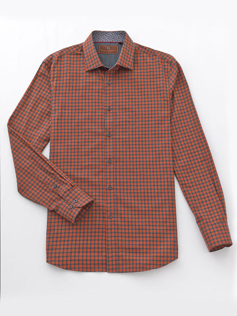 Sport Shirt by James Tattersall