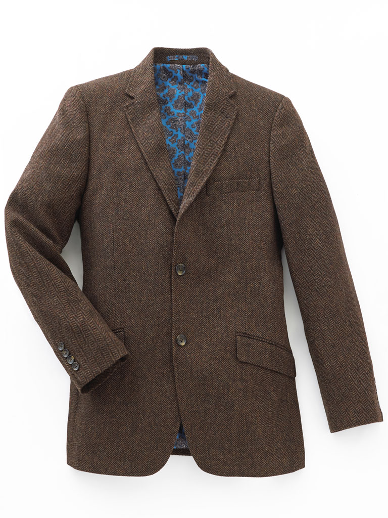 Sport Coat by James Tattersall