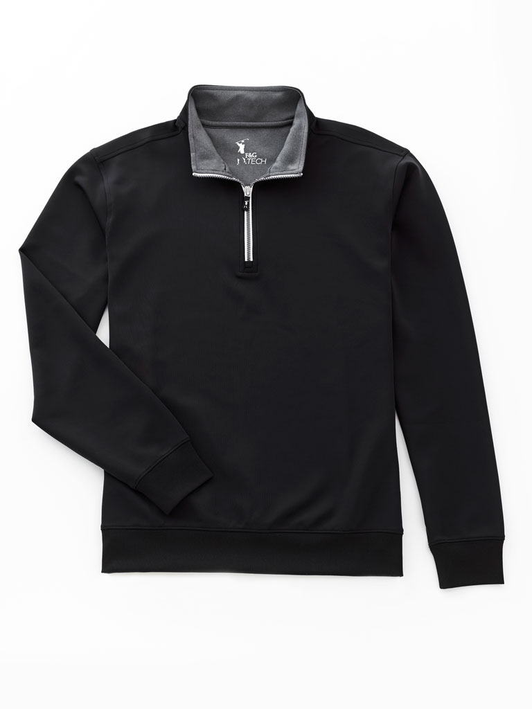 Tech Jersey 1/4 Zip Pullover by Fairway & Greene