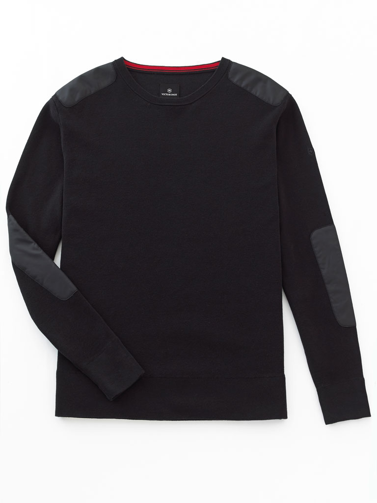 Crew Neck Sweater by Victorinox
