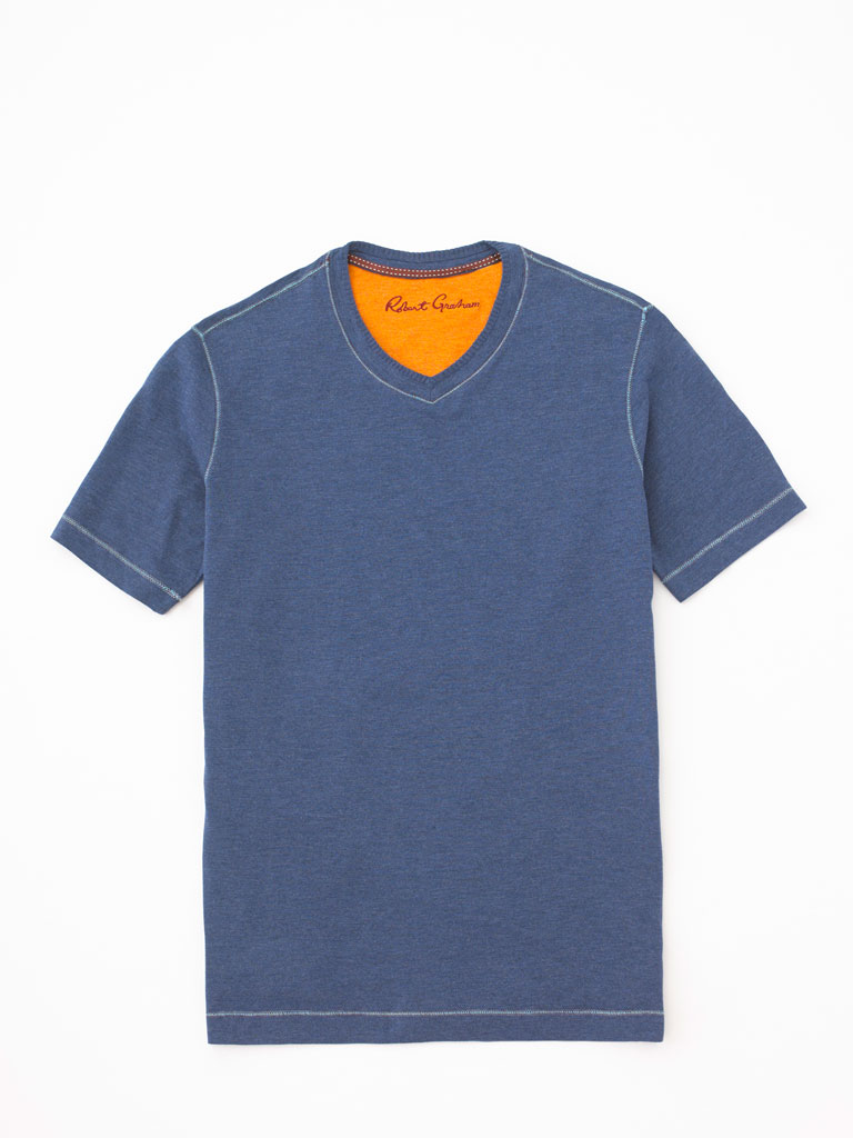 Luxury Designer Tee by Robert Graham