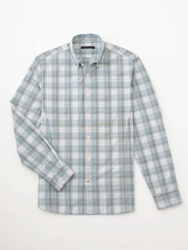 Western Styled Sport Shirt by John Varvatos