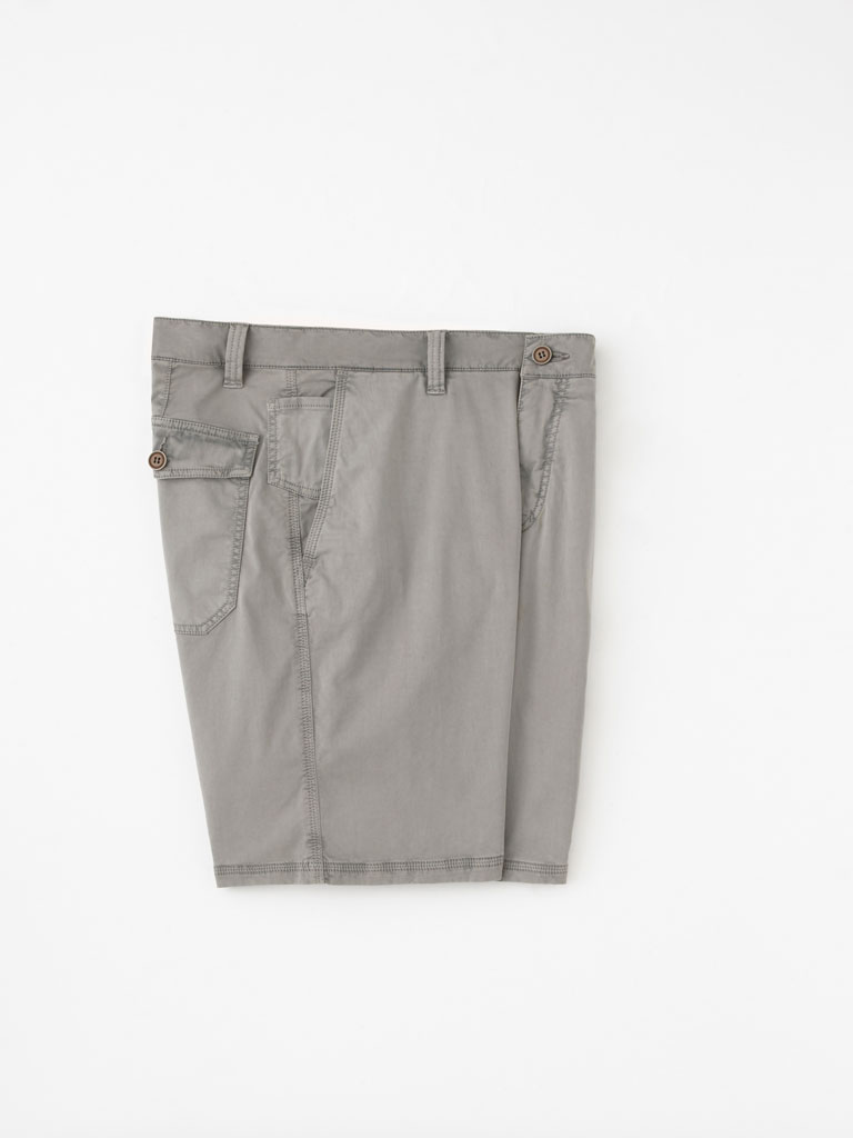 Stretch Cotton Short by John Varvatos
