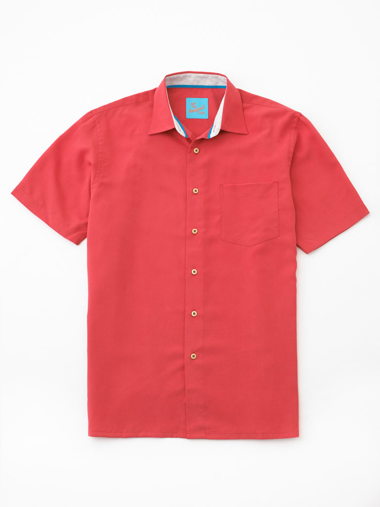 Short Sleeve Sport Shirt by Newport Isles