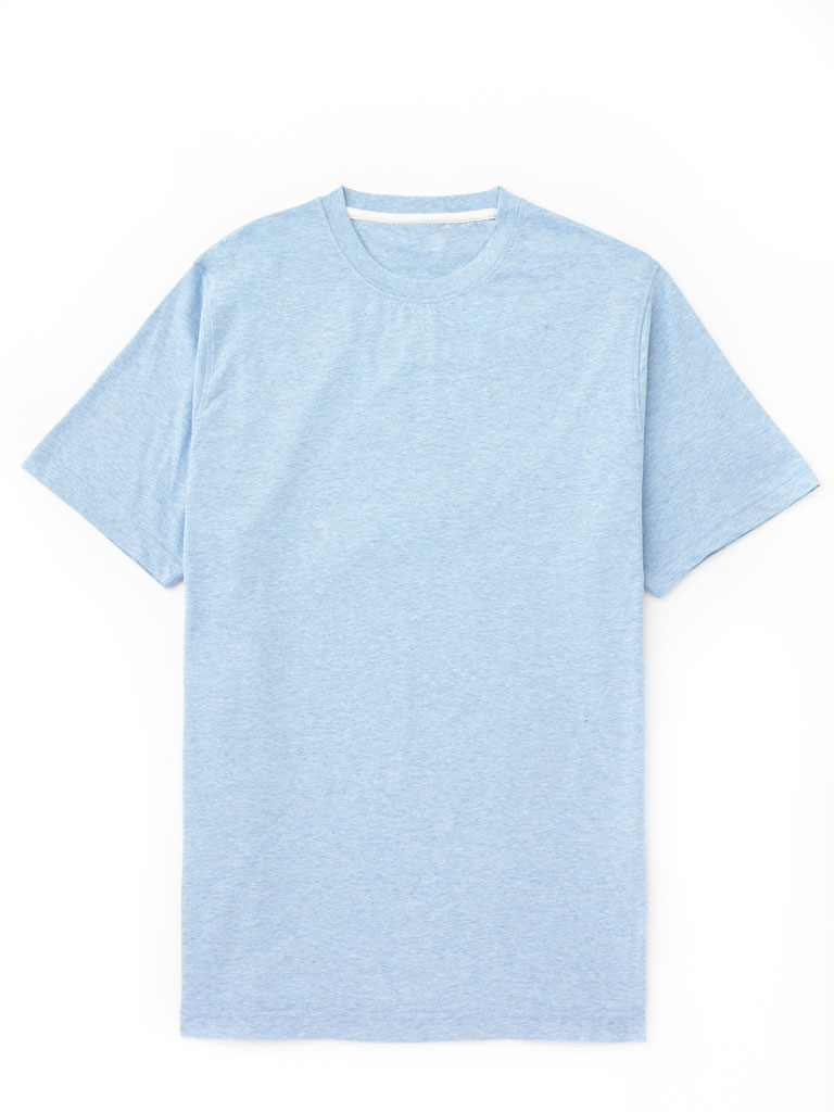 100% Cotton Tee by Tom James