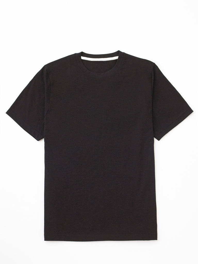 Crew Neck Luxury Tee by Tom James