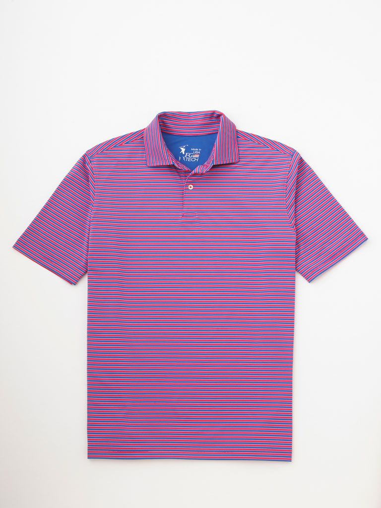 Moisture Wicking Polo by Fairway & Greene
