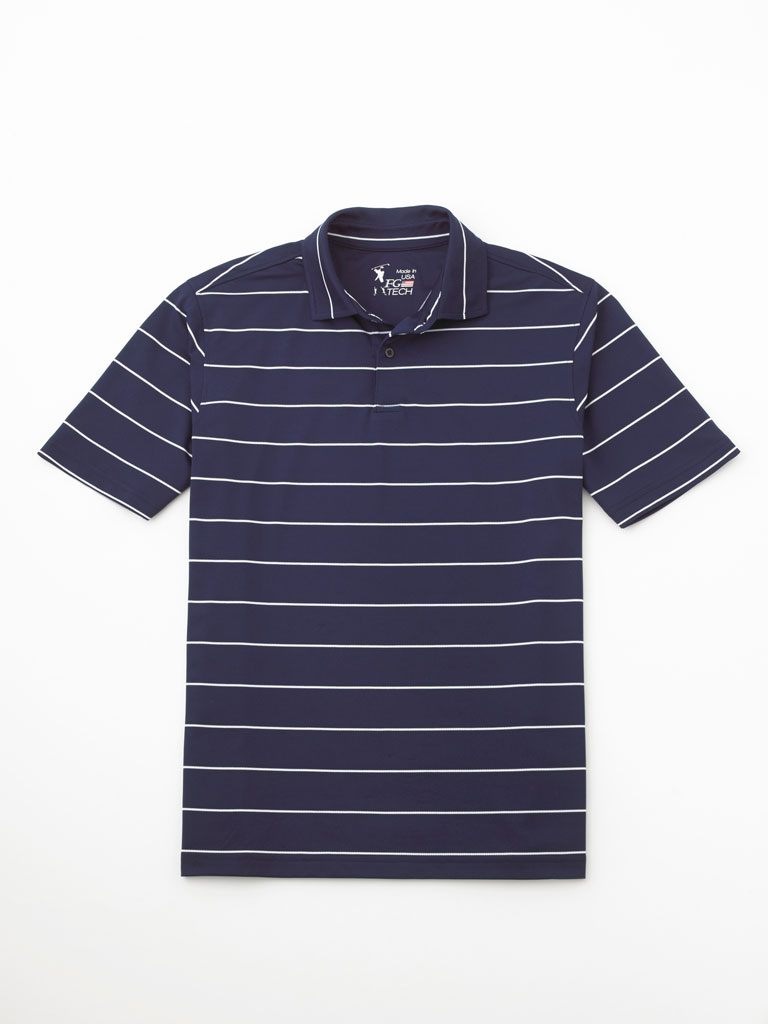 Pique Polo by Fairway & Greene