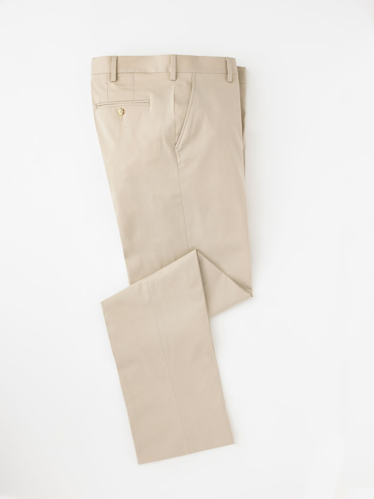 Casual Trouser by Tom James